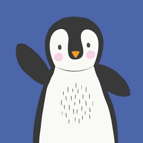 penguin-animal-friend-card-27635