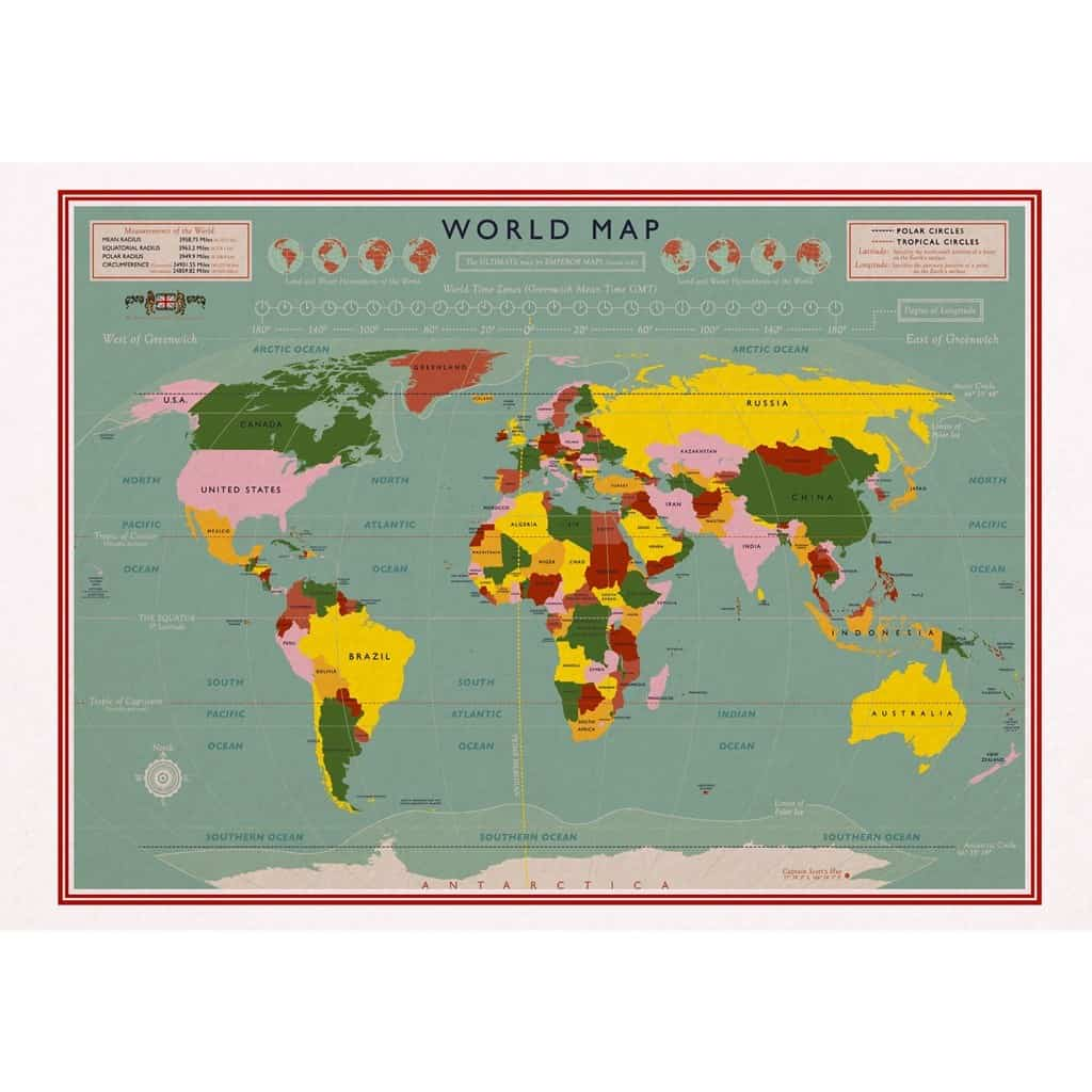 World Map Store.World Map Card By Rex London Jeremy S Home Store