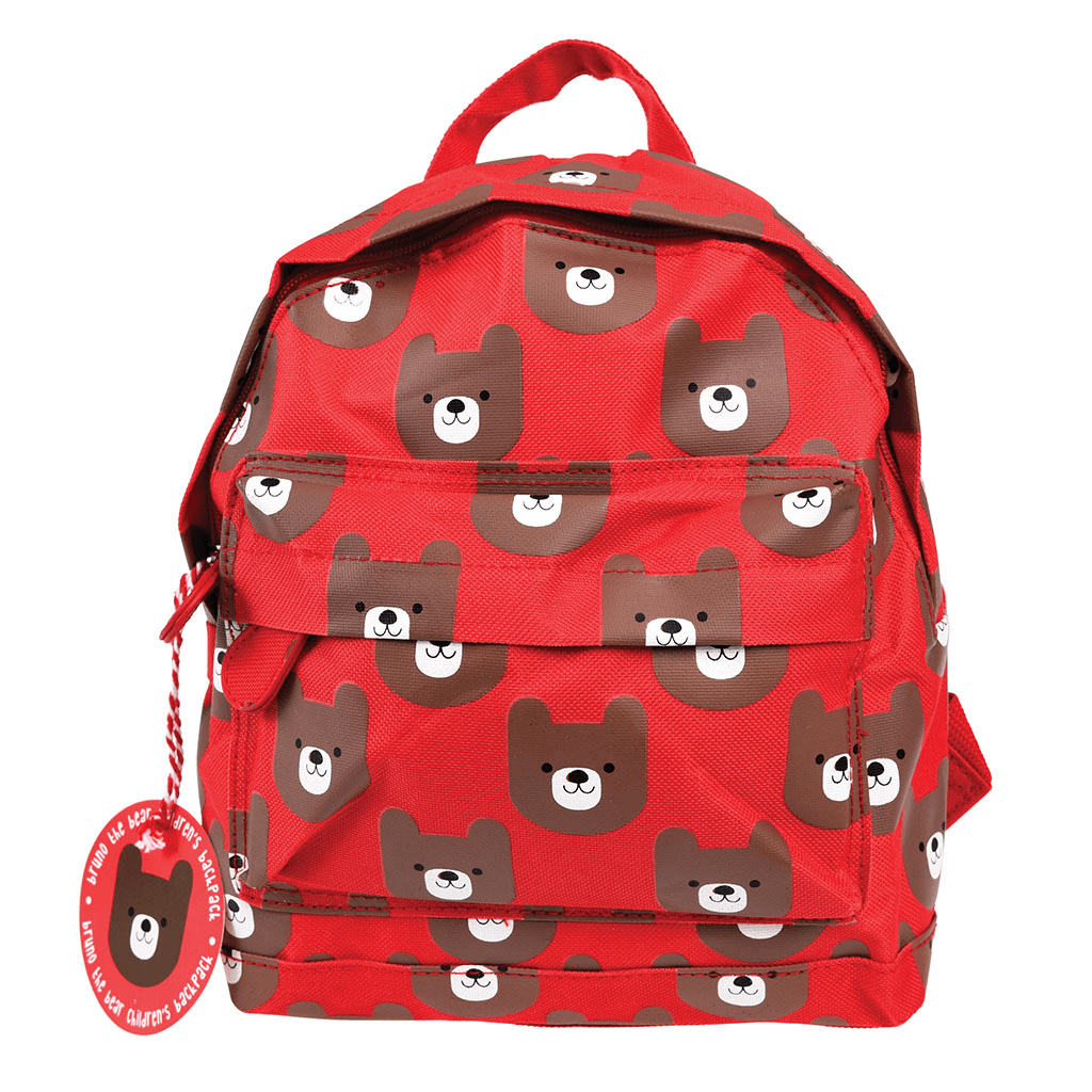 Bruno the Bear Mini Backpack by Rex London - Jeremy s Home Store 74f2166f56b47