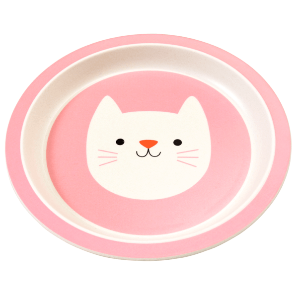 cookie-the-cat-bamboo-plate-27814