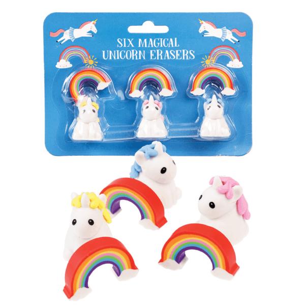 magical-unicorn-erasers-set-6-28460