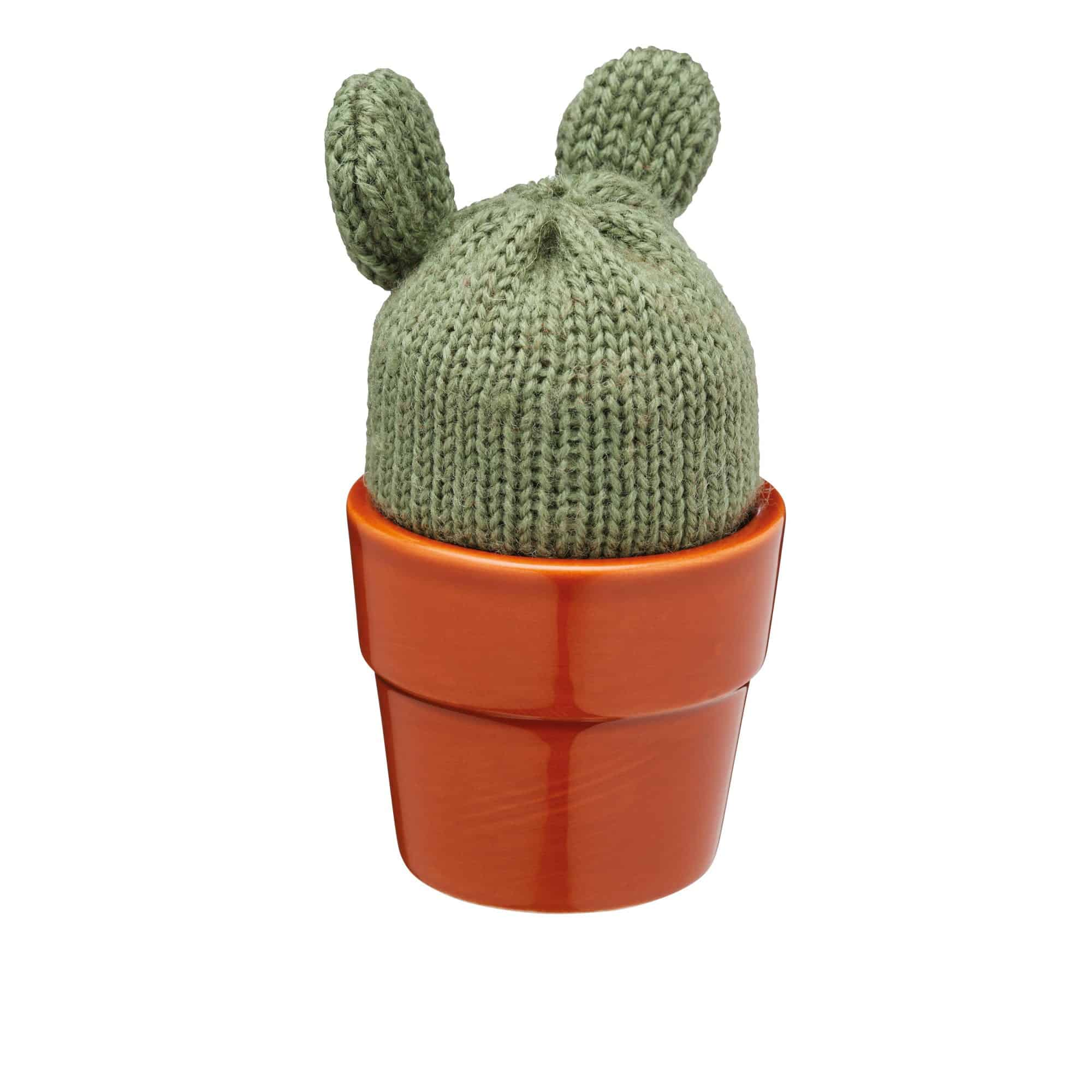 Ceramic Cactus Novelty Egg Cup By Kitchen Craft Jeremy S Home Store