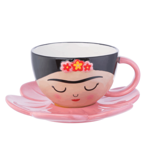 Frida Cup and Saucer