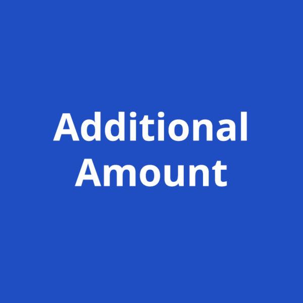 additional-amount