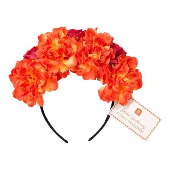 TT floral headband