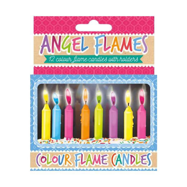 angel flames