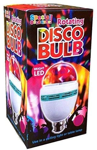 disco bulb