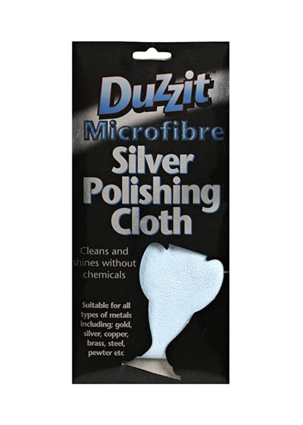 duzzit silver polishing cloth