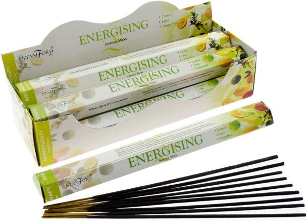 energising incense