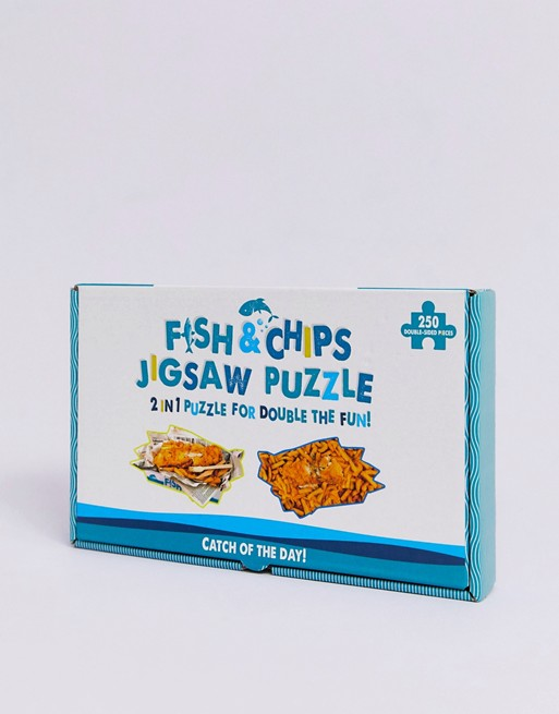 fish and chips puzzle