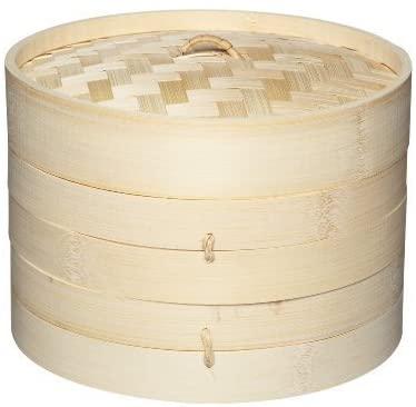 kitchen craft bamboo steamer