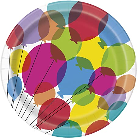 multicoloured balloon