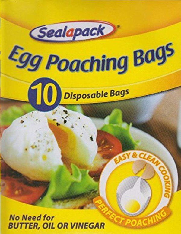 sealapack egg poaching bag