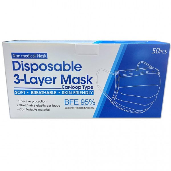 pk50 disposable masks