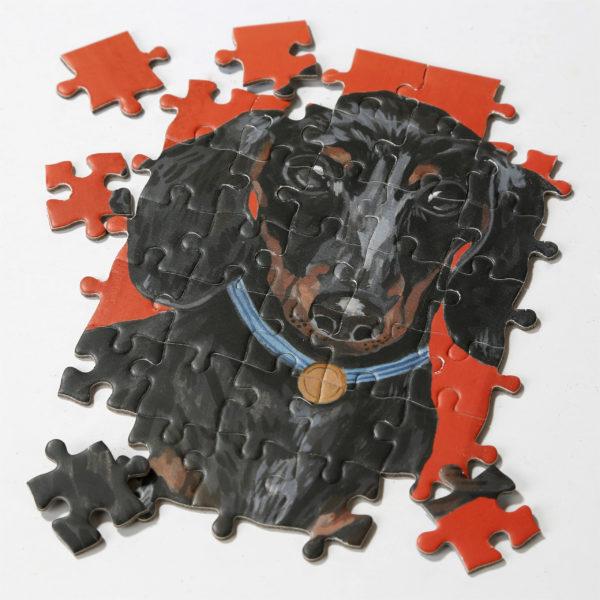PUZZ-DOG-DACH 4