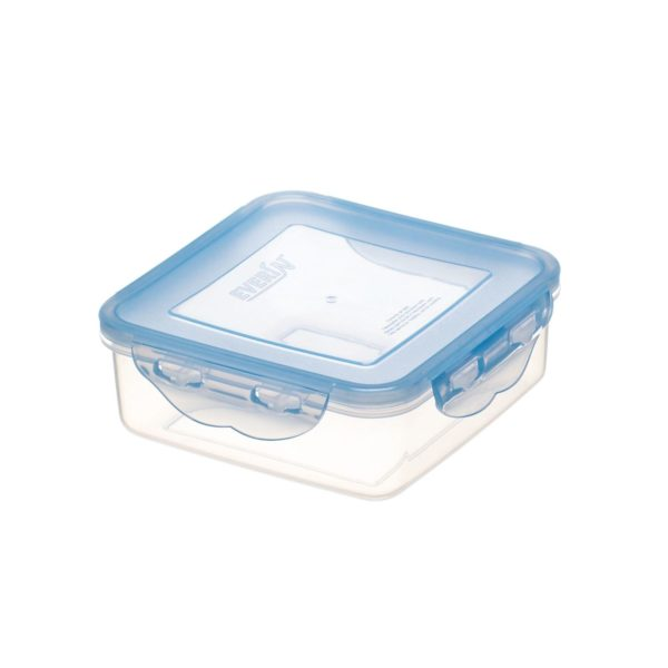 KitchenCraft-Pure-Seal-Square-700ml-Storage-Container